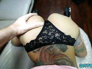 Date Slam - Thai Slut Begs Me To Cum Inside Her Pussy
