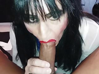 Beurette Suce Black
