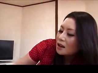 Hot Asian Mom