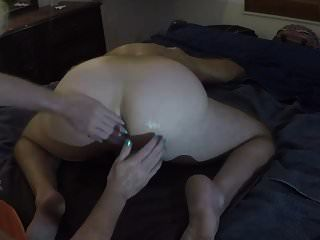Meg Deep Anal Fisting Mike And Getting 2 Hands In.