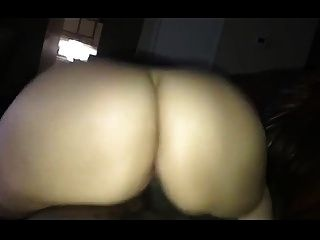 Bbw Bouncing On Black Dick On The Couch