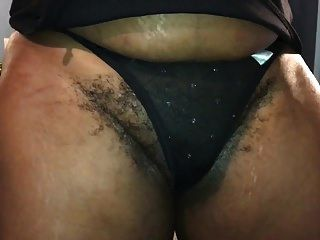Hairy Aunt In Panty