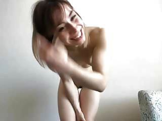 Girl With Small Puffy Tits And Hairy Pussy Cum And Squirt
