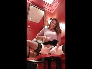 She Cums In Dressing Room