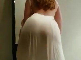 Hot Ass Arab Wife Dance Tease