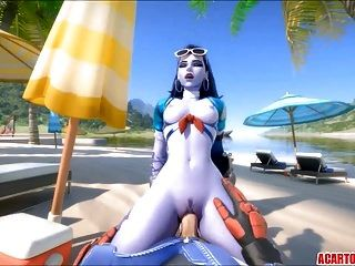 Yet Another Hot Overwatch Porn Compilation For Fans