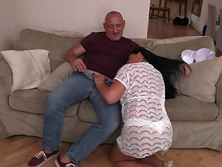 Sexy Mature Mother Suck And Fuck Lucky Daddy