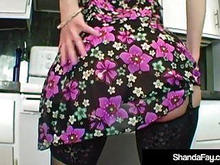 Hot Homemaker Shanda Fay Gets Hubby