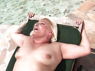 Mature Fisted By Young Slut