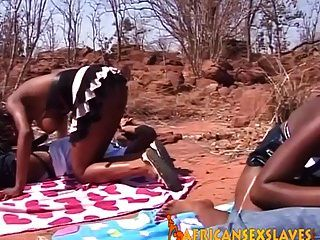Horny Guy Having Fun With Two Babes