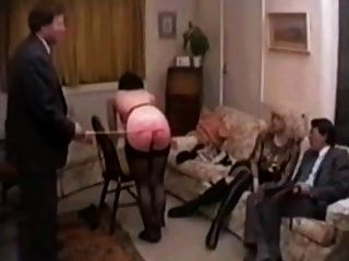 Disciplining Daughter