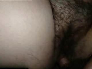 Cum Into Hairy Vagina