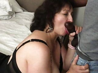 Mature With Young Black Cock