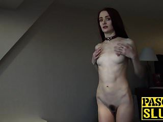 Andi Rye Getting Her Tight Pussy Devastaded By A Massive Dic