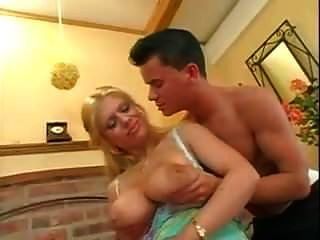 Mommy Huge Droopy Saggy Tits Fucks Young Guy