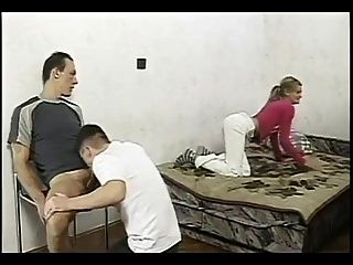 Bisex - Talented Girl Dble Suck & Dble Vag.mp4