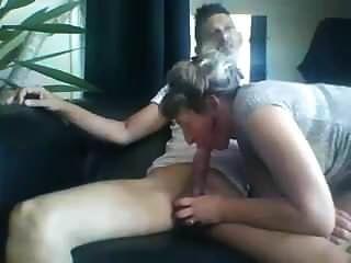 Friends Wife Sucks My Dick