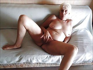Charming Women With Grey Hair 2