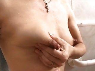 Look At These Perky Mature Nipples Love Em