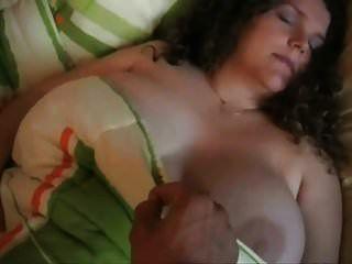 Grabo A Mi Esposa La China Mientras Duerme