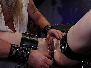 Bound Orgasms Torture Rack Urge Incontinence Part 2