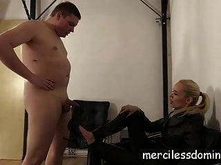 Cbt The Czech Way - Merciless And Painful Balls Kicking
