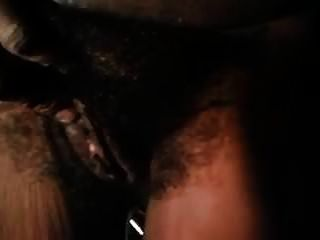 Black Hairy Pussy