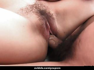 Big Round Ass Teen Has A Hot Time Getting Fucked Thoroughly