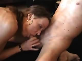 German Mature Fucked In The Ass