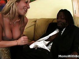Mature Sara Jay Fucks A Black Preacher