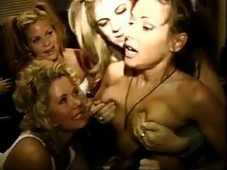 Big Lesbian Orgy