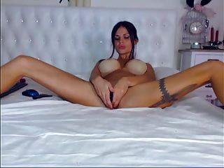 Live Cam Pervert Girlfriend Undressing In A Stunning Hot Sho