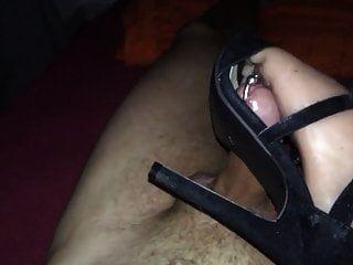 Sandals Heeljob Shoejob