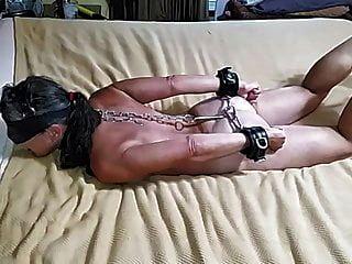 Anal Hook To Collar Strangulation