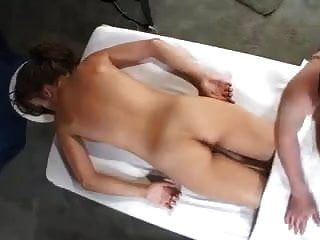 Sensual Lesbian Massage And Nice Orgasm