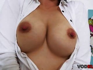 Hot Milf Gets Fucked In The Office