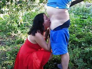 Russian Milf Blowjob And Golden Shower - Russian Amateur