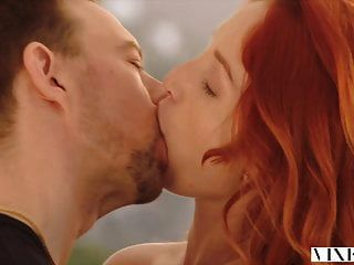 Vixen Red Head Loves Passionate Sex