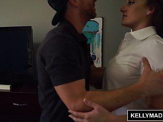 Ryan Madison Fills Melanie Hicks Up With Jizz