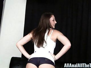 Busty Babe Melanie Hicks Gets Ass Worshiped At Allanal!