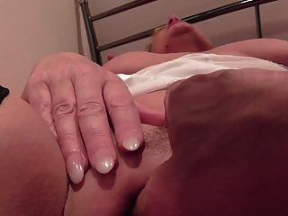 Lovely Mature Mother Takes Young Cock In Pov