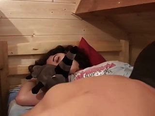 Caught Sniffing Step-sisters Panties