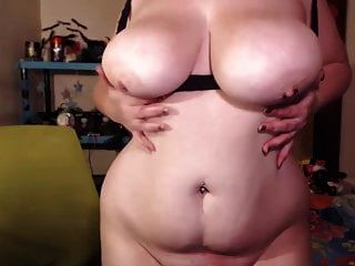 Posh Lucy Lenore Masturbates A Hairy Pussy