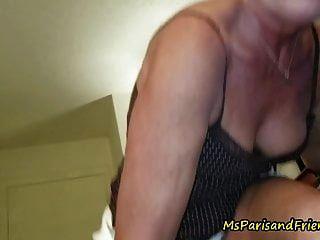 Ms Paris And Her Taboo Tales-stealing Panties