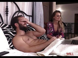Hot Big Tits Blonde Bombshell Cheating Wife Natasha Starr