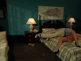 Nina Hartley - Sexy Milf Teaches Young Stud A Lesson