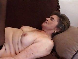 Uk Granny Escort Pornstar Sheila Vogel-coupe (anthea) Fucks.