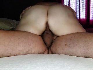 Sexy Bbw Fucks Big Dick And Gets Wet