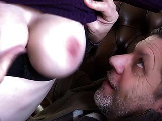 Big Natural Boobs Teen Fucked Hard Cum In Mouth And On Tits