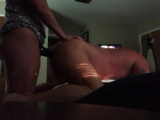 Warming Up Daddy's Ass